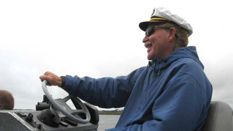 How to be a Boat Captain