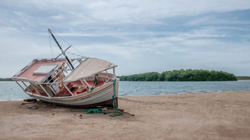 What Should You Do When Your Boat Goes Aground
