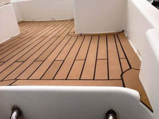 How To Install Vinyl Flooring On Pontoon Boats