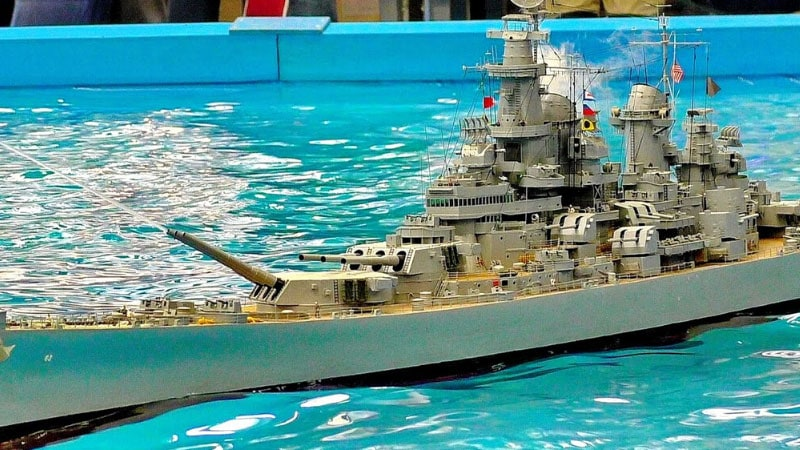 Best RC Warships & Battleships