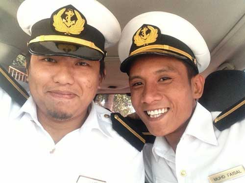Working as a Deck Officer