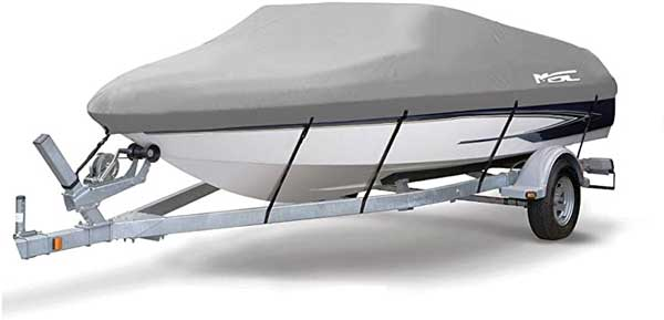 boat cover Size