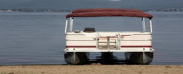 Best props for a pontoon boat