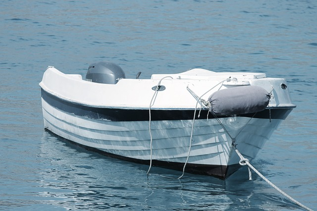How to Tie a Boat Fender
